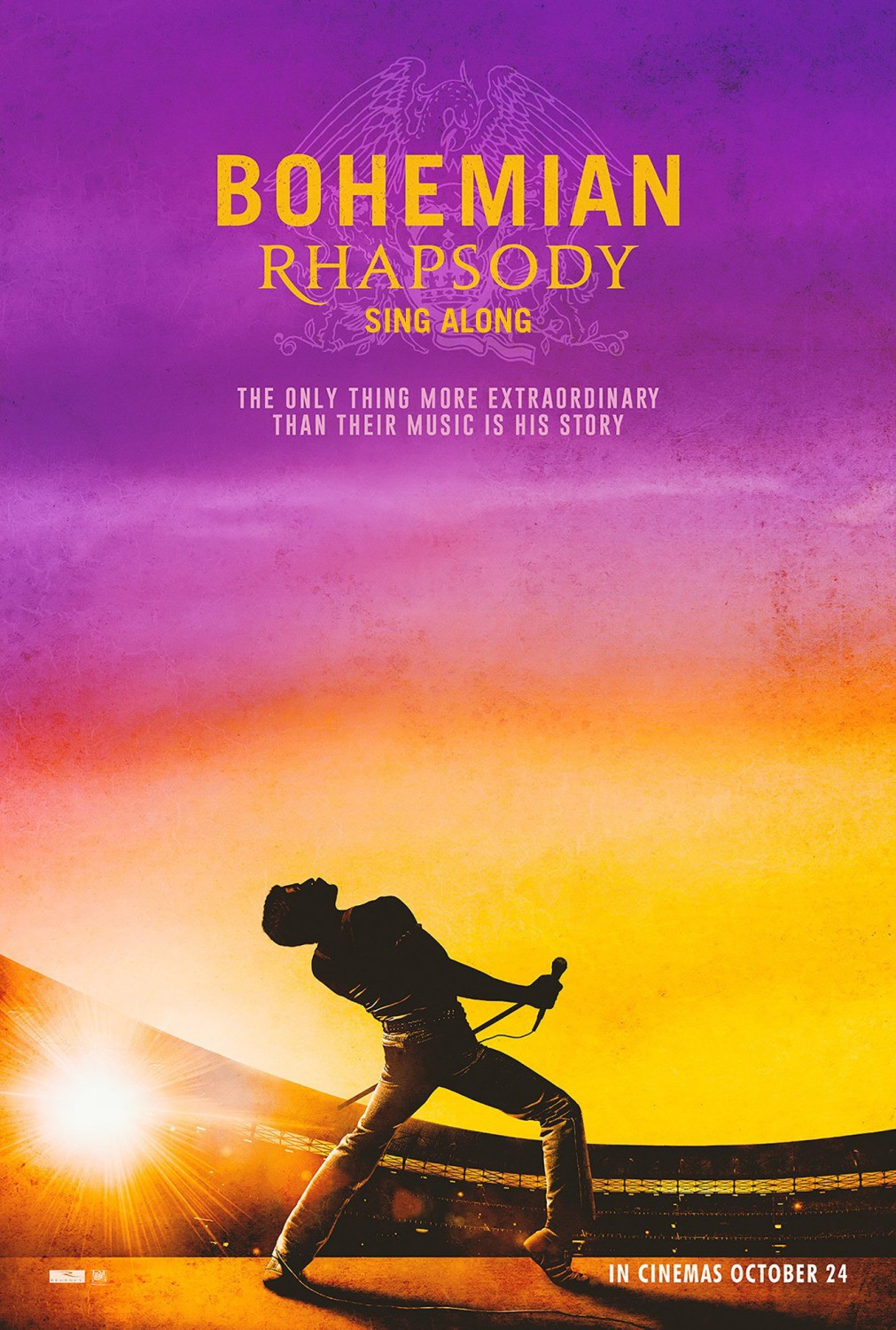 Image result for bohemian rhapsody poster
