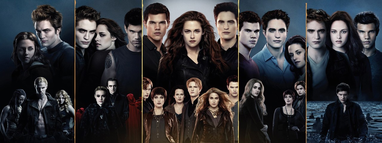 The TWILIGHT SAGA - Marathon