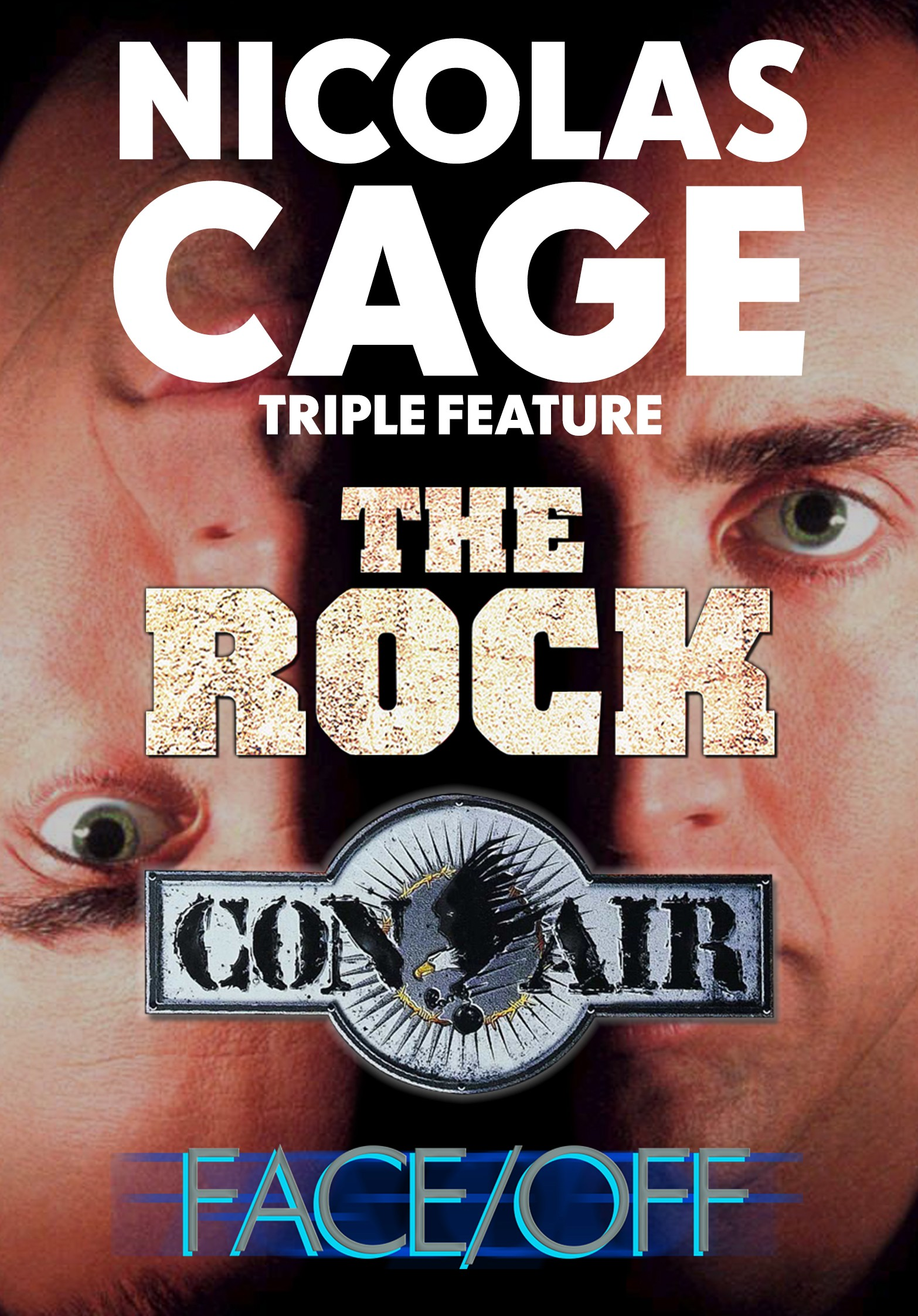 NICOLAS CAGE TRIPLE FEATURE