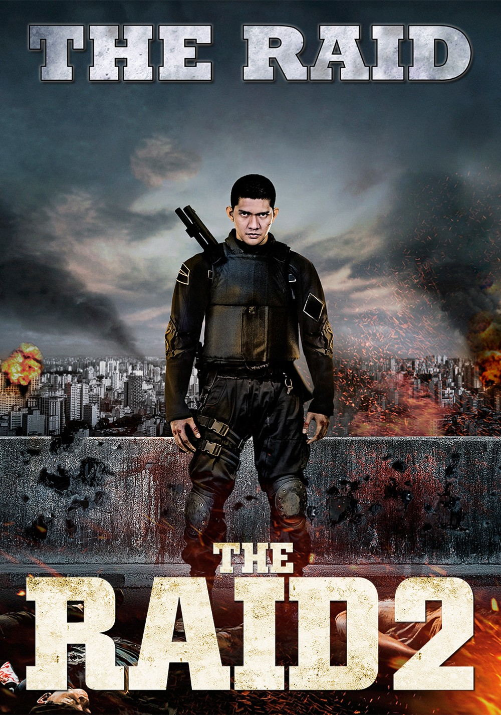 THE RAID • DOUBLE FEATURE