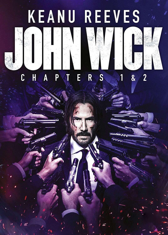 JOHN WICK + JOHN WICK: CHAPTER 2