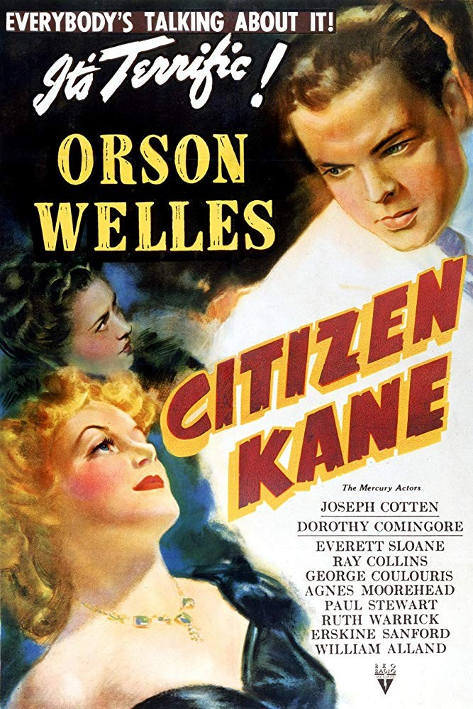 CITIZEN KANE on 35mm