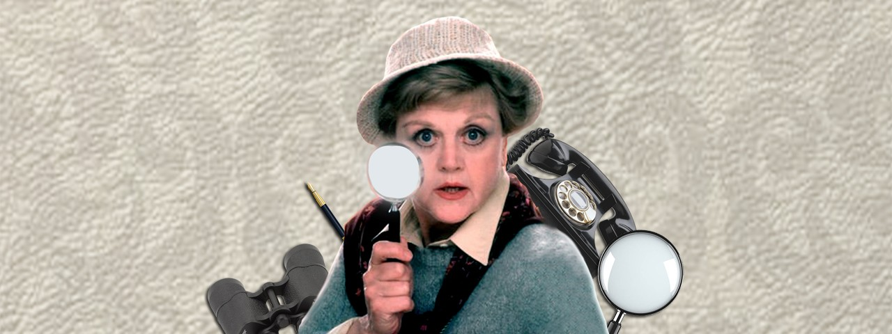 SOLVE-A-LONG-A MURDER, SHE WROTE