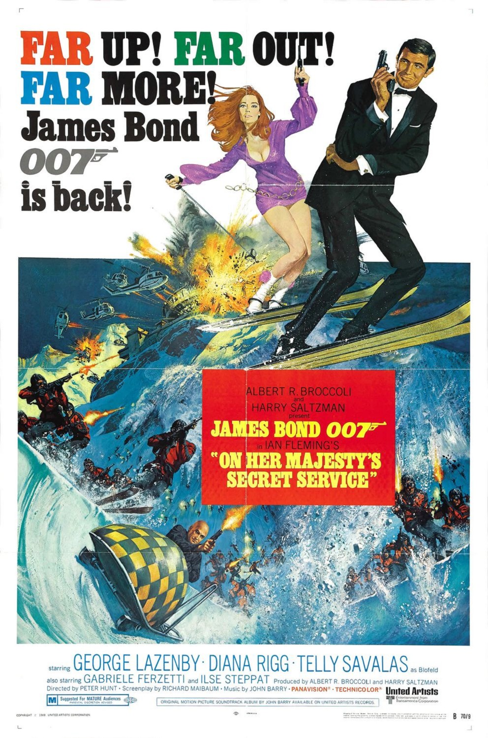 007 ANNIVERSARY SCREENINGS