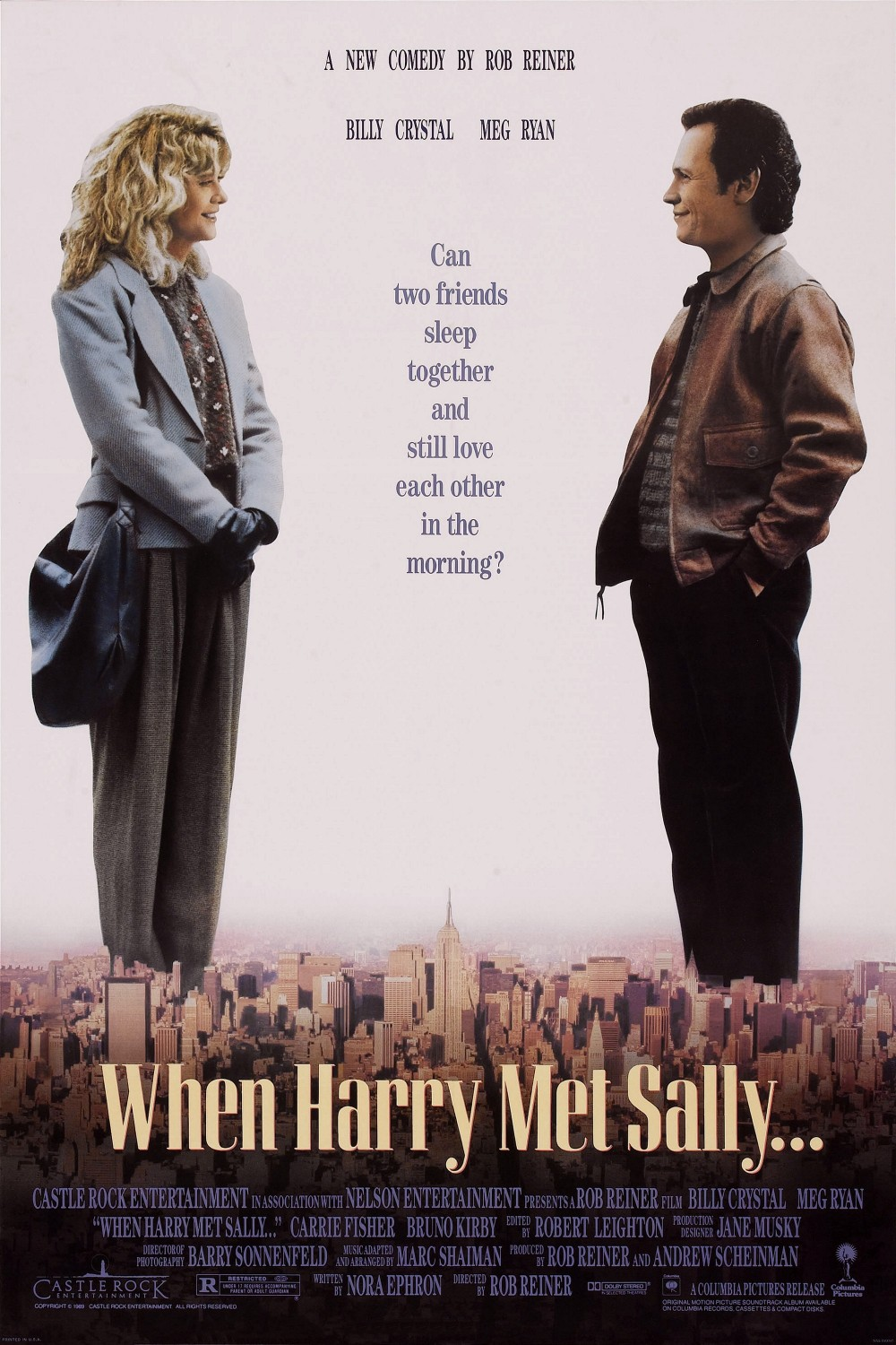 WHEN HARRY MET SALLY [One Week Engagement]