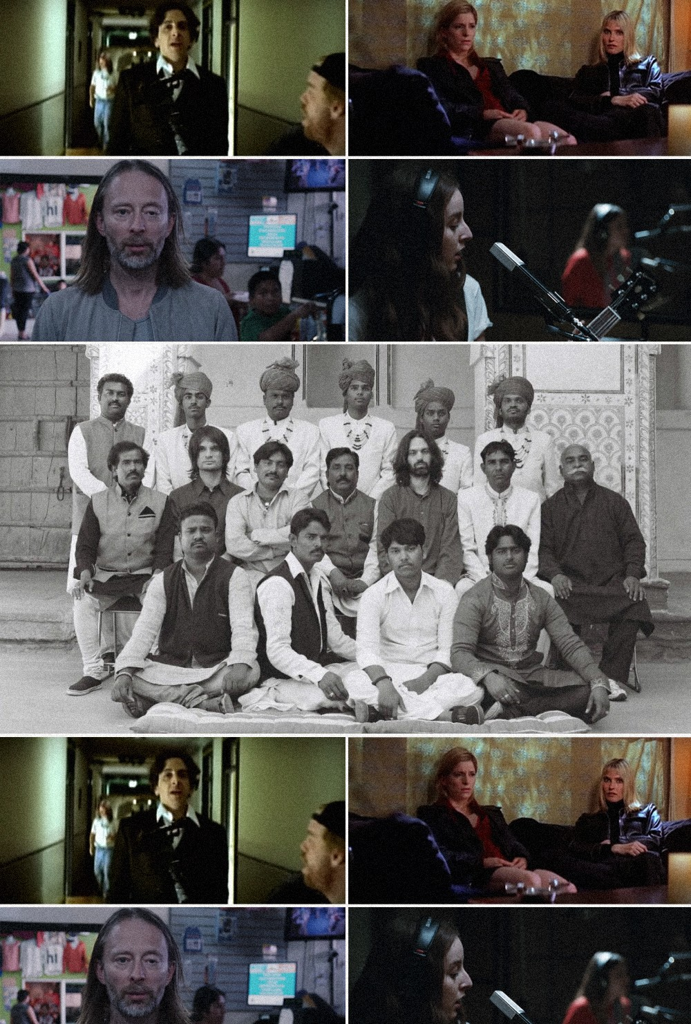 JUNUN + PTA DIRECTED MUSIC VIDEOS IN 35mm!