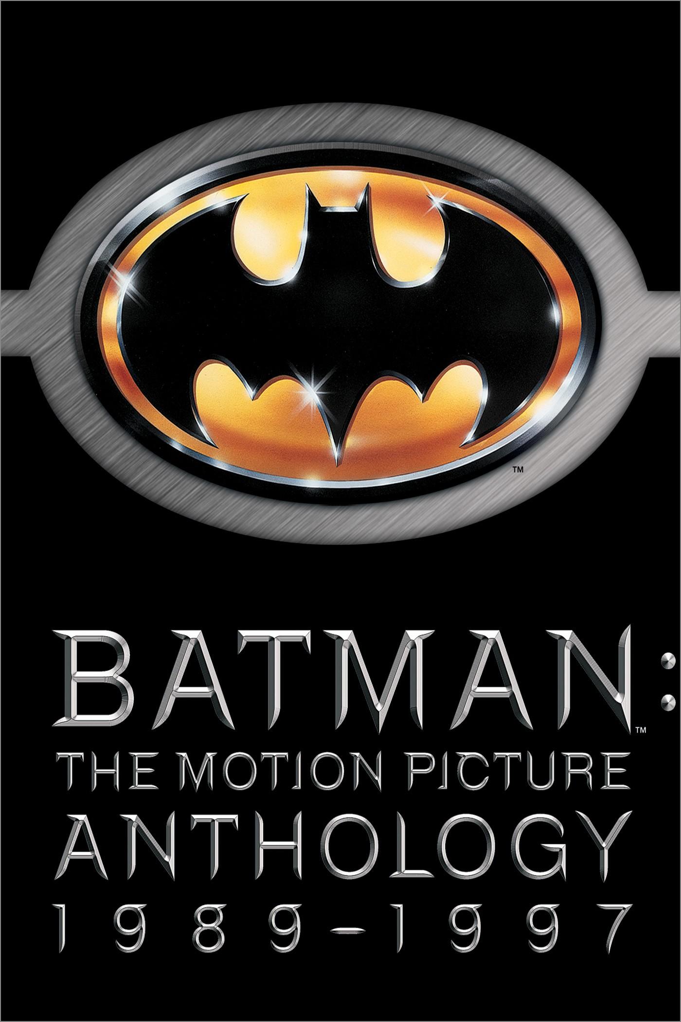 BATMAN : THE MOTION PICTURE ANTHOLOGY