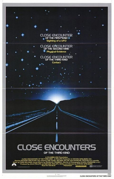 CLOSE ENCOUNTERS OF THE THIRD KIND [Director's Cut]