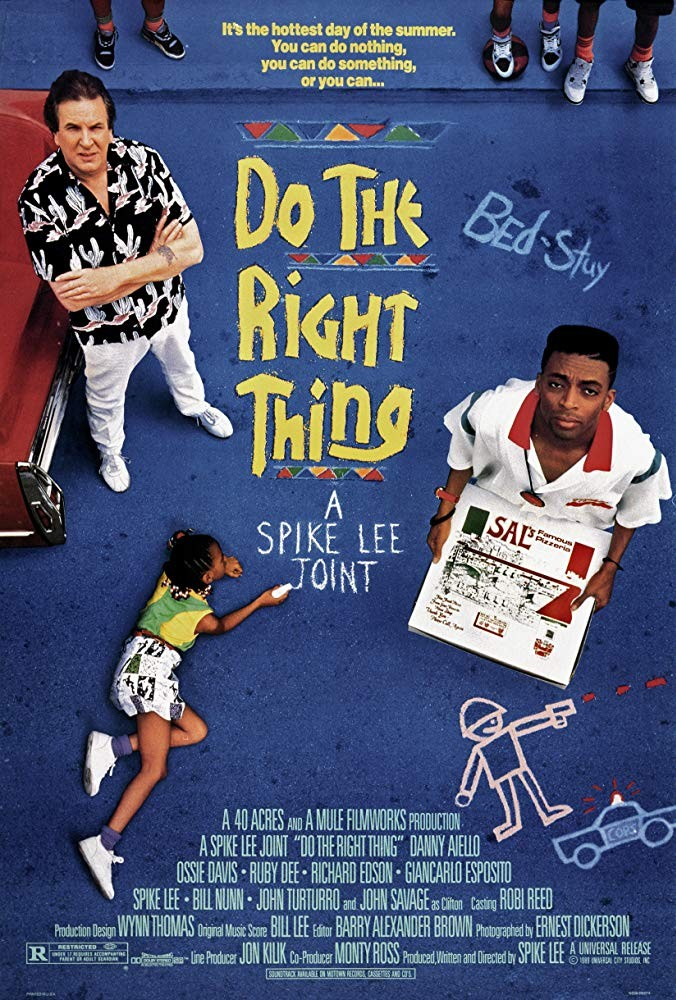 DO THE RIGHT THING [Re-Release]