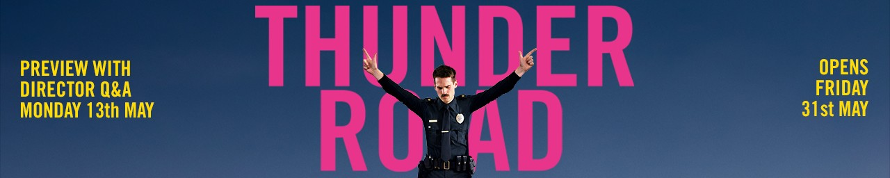 THUNDER ROAD [New Release]