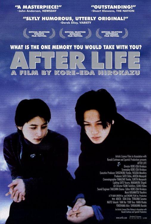 AFTER LIFE [Wandafuru raifu]