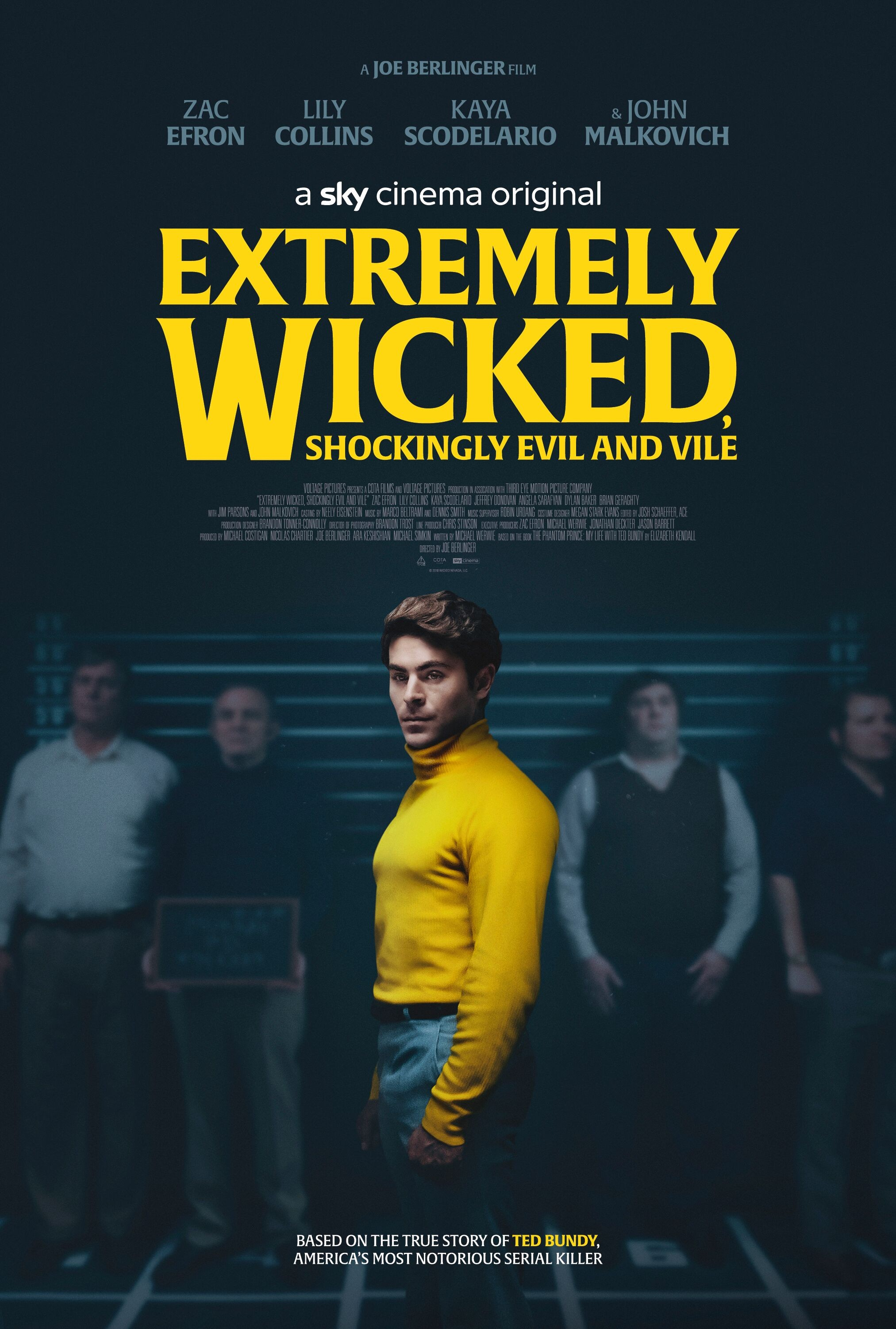 EXTREMELY WICKED, SHOCKINGLY EVIL AND VILE [New Release]