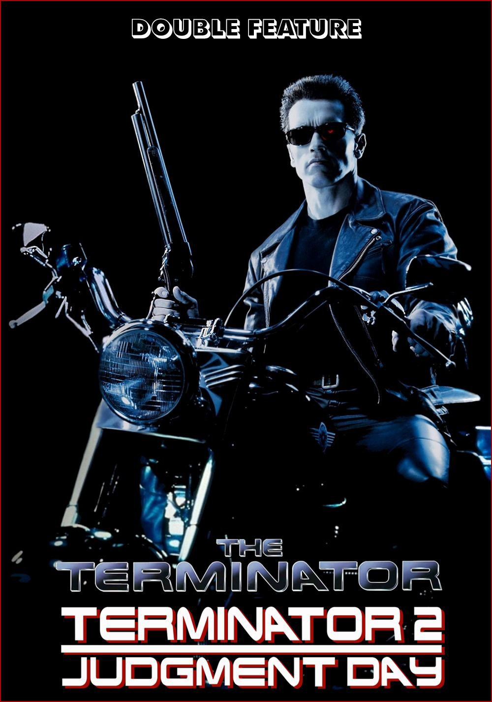 THE TERMINATOR + TERMINATOR II: JUDGMENT DAY