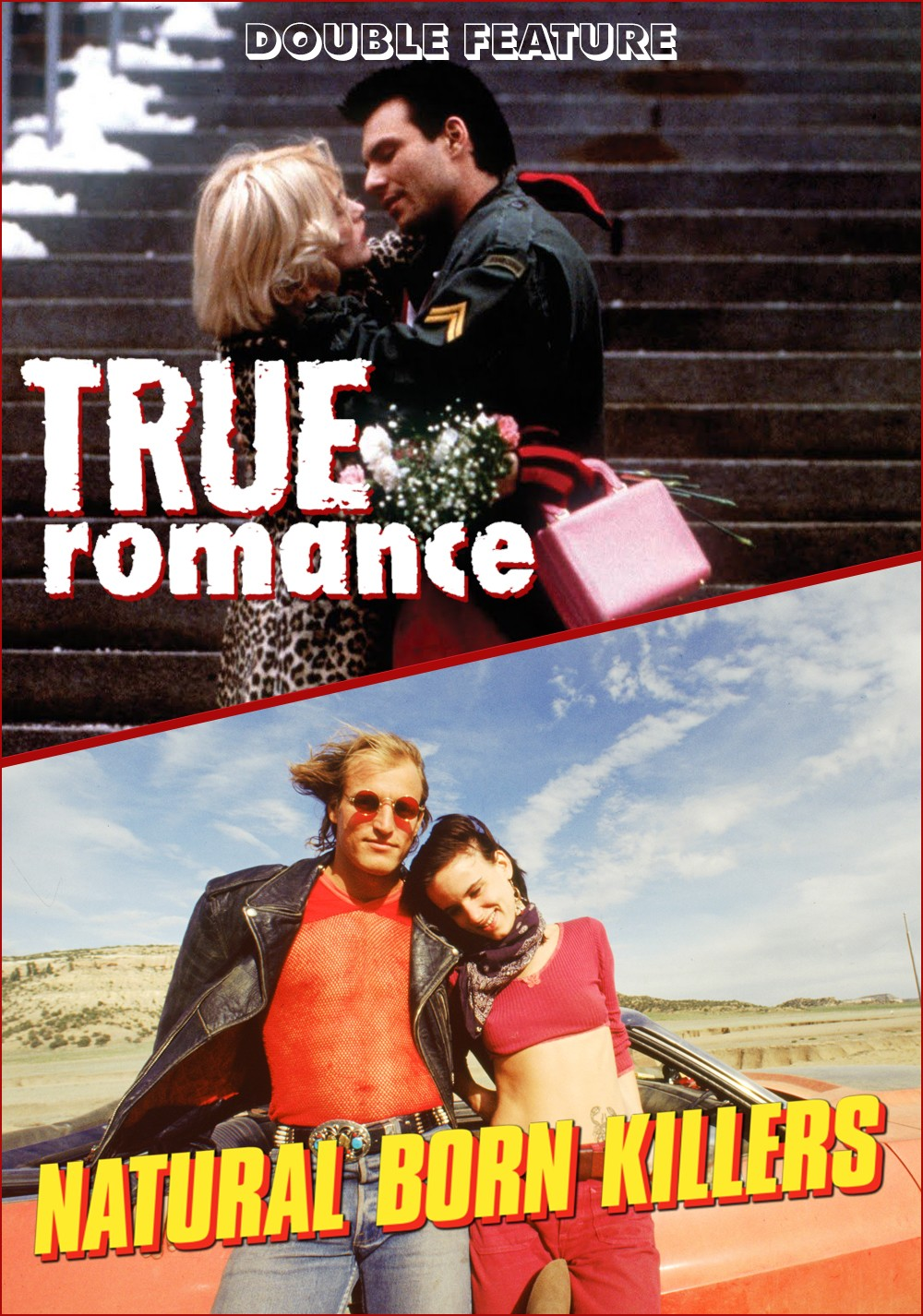 TRUE ROMANCE x NATURAL BORN KILLERS