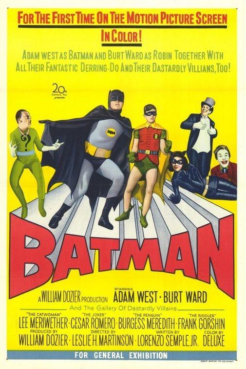 BATMAN : THE MOVIE