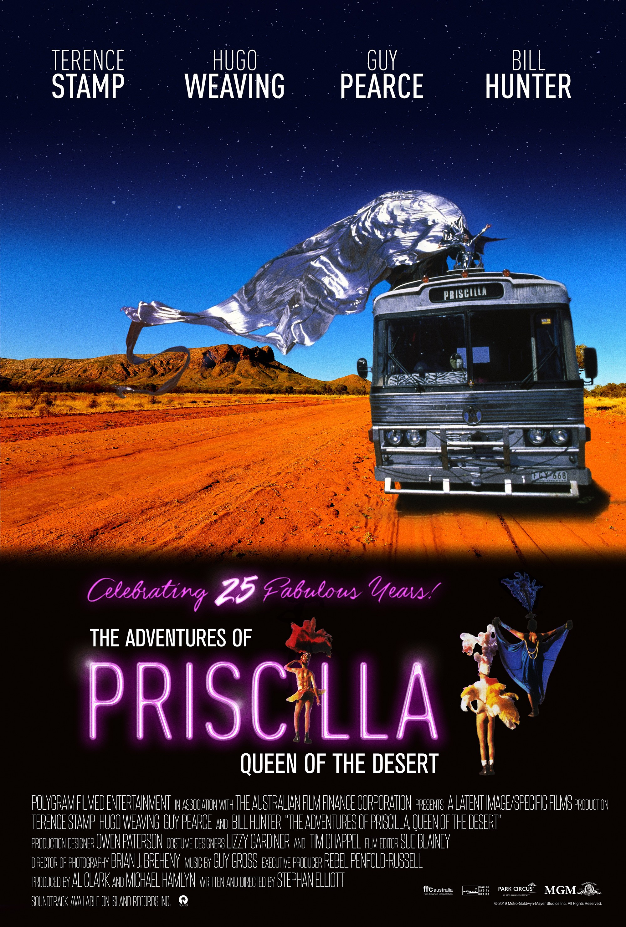 PRISCILLA QUEEN OF THE DESERT [Re-Release]