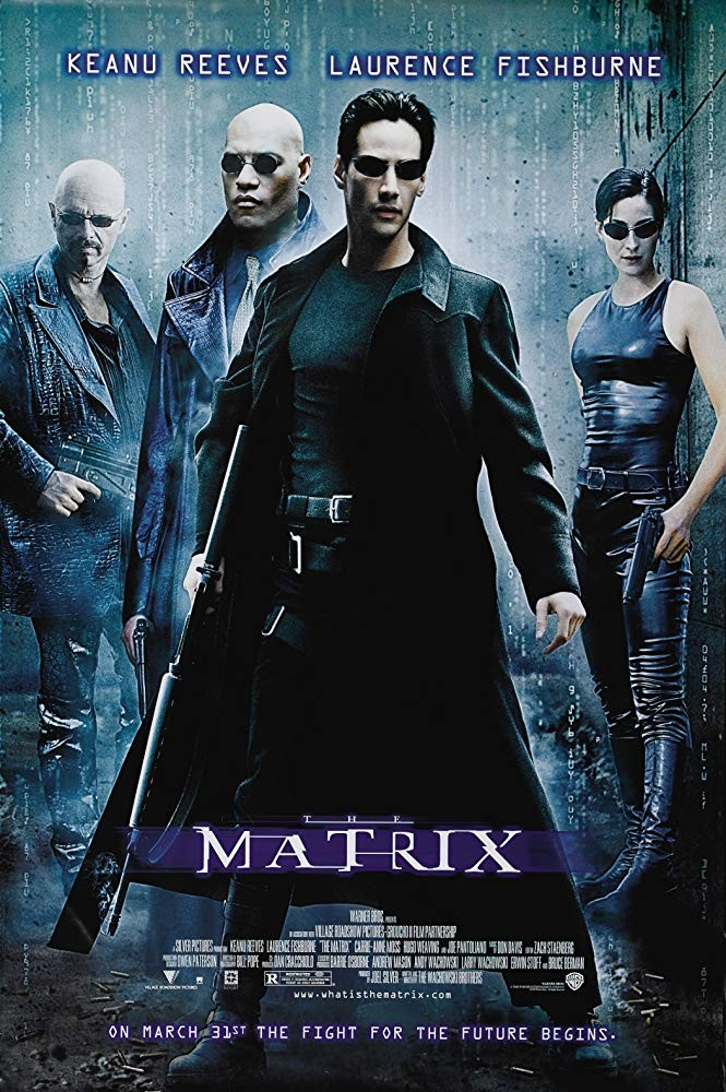 THE MATRIX [Re-Release]