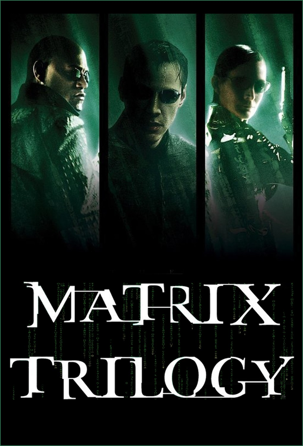 Image result for matrix trilogy