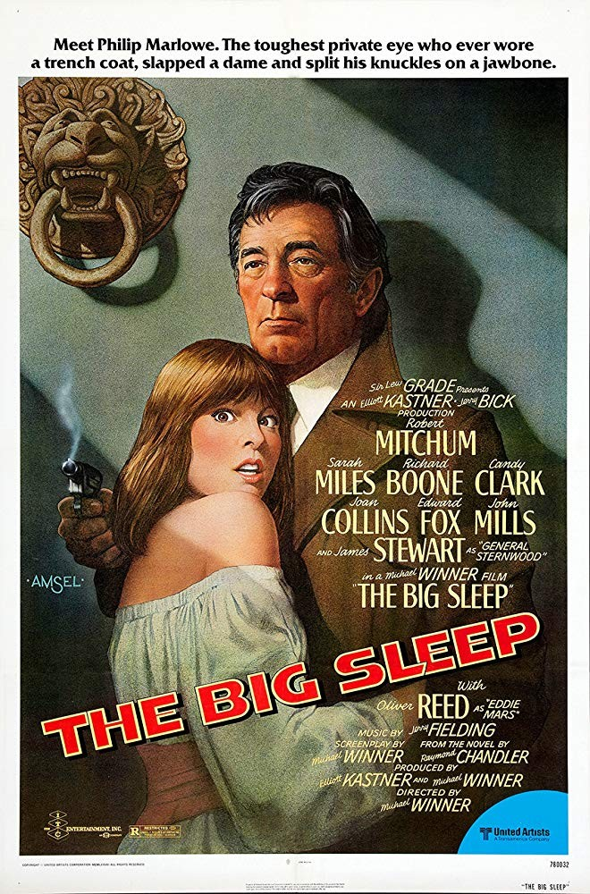 THE BIG SLEEP [1978]