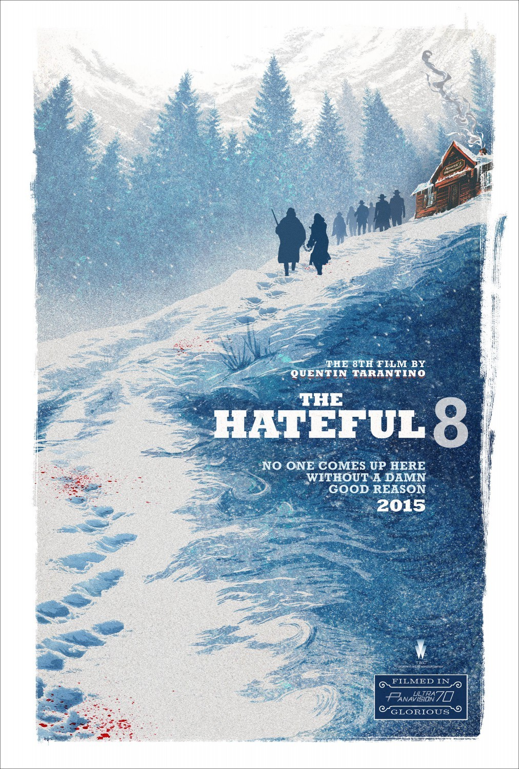THE HATEFUL EIGHT [MULTIPLEX VERSION]