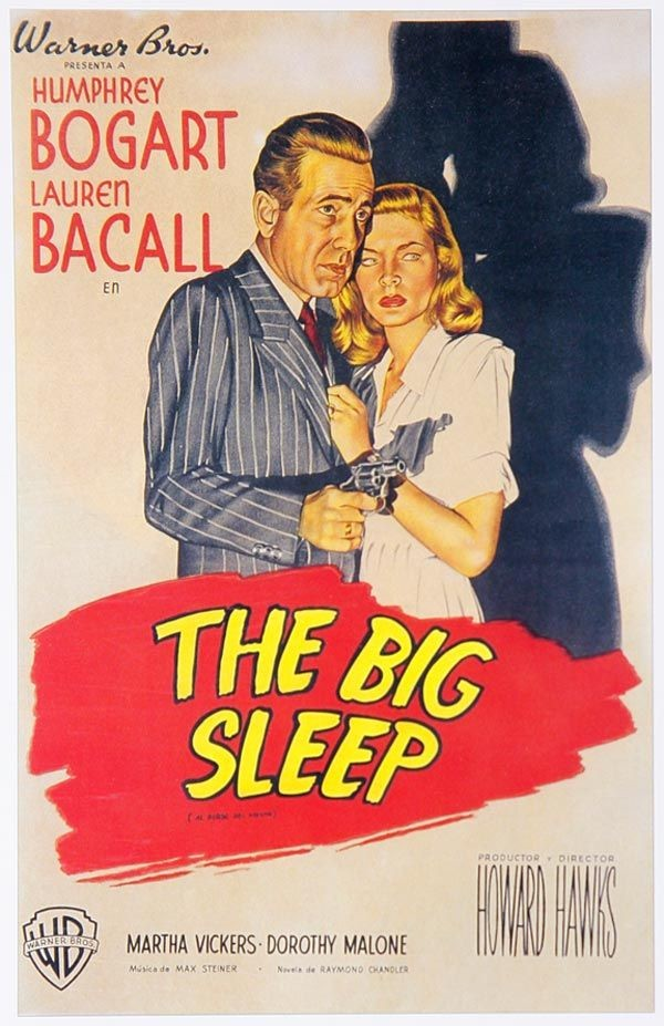 THE BIG SLEEP [1946]