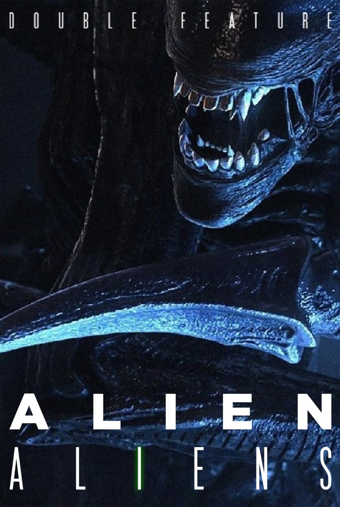 ALIEN [Theatrical Version] + ALIENS [Director's Cut]