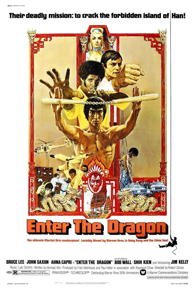 ENTER THE DRAGON [Uncut]