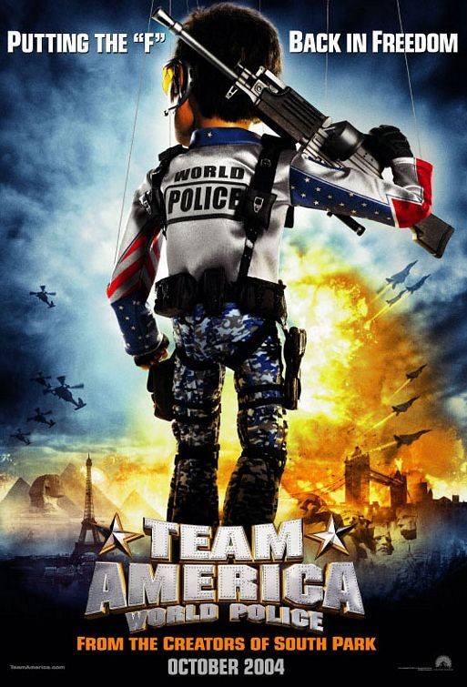 TEAM AMERICA : WORLD POLICE