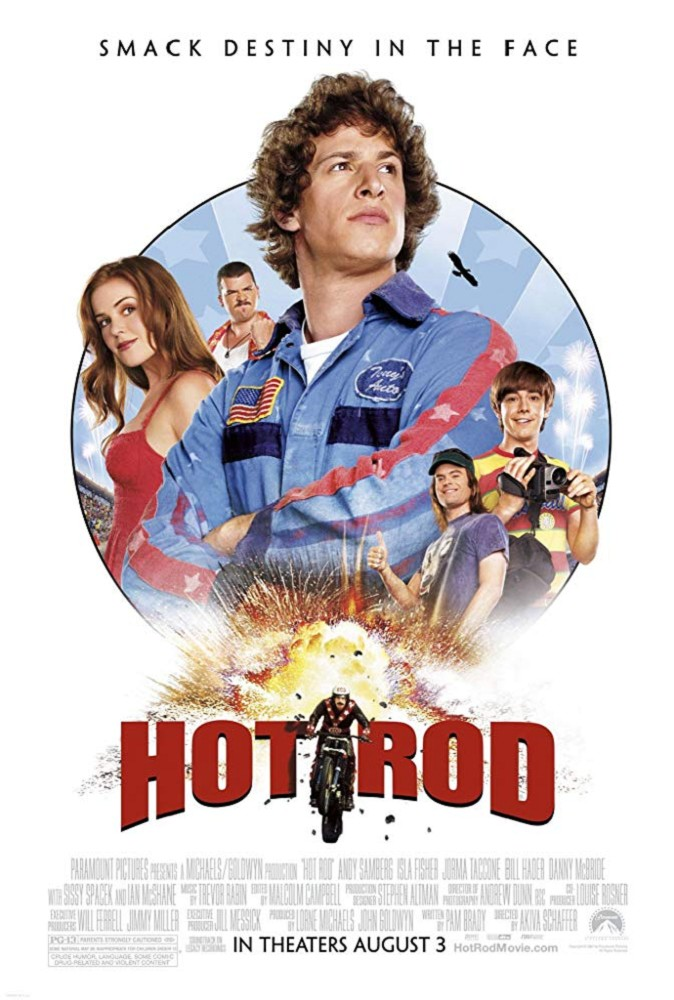 HOT ROD [QUOTE ALONG]