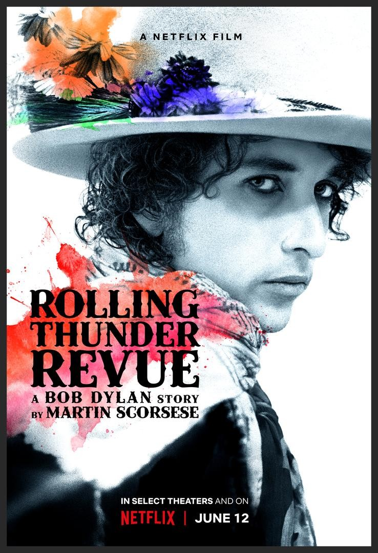 Martin Scorsese's ROLLING THUNDER REVUE : A BOB DYLAN STORY