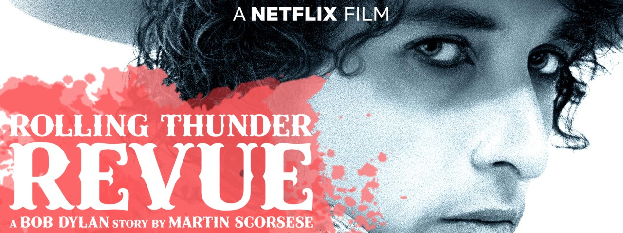 Martin Scorsese's ROLLING THUNDER REVUE : A BOB DYLAN STORY
