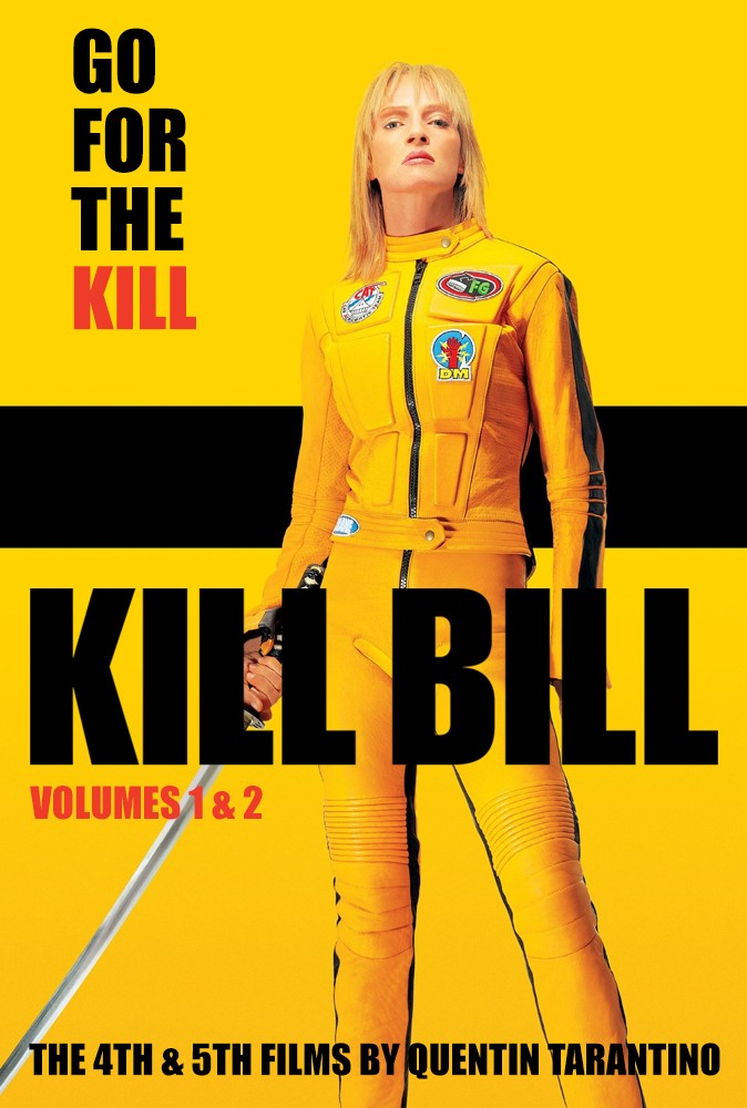 KILL BILL: VOLUME 1 & 2 - DOUBLE BILL