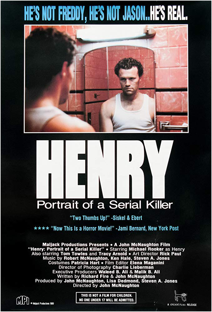 HENRY : PORTRAIT OF A SERIAL KILLER