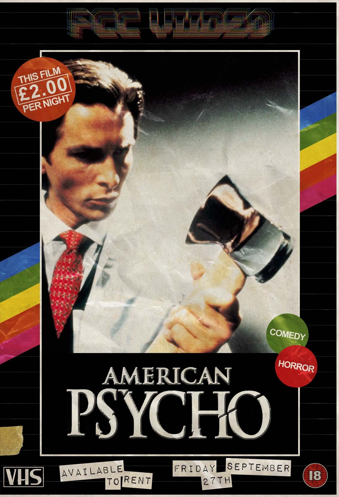AMERICAN PSYCHO [Week Long Engagement]
