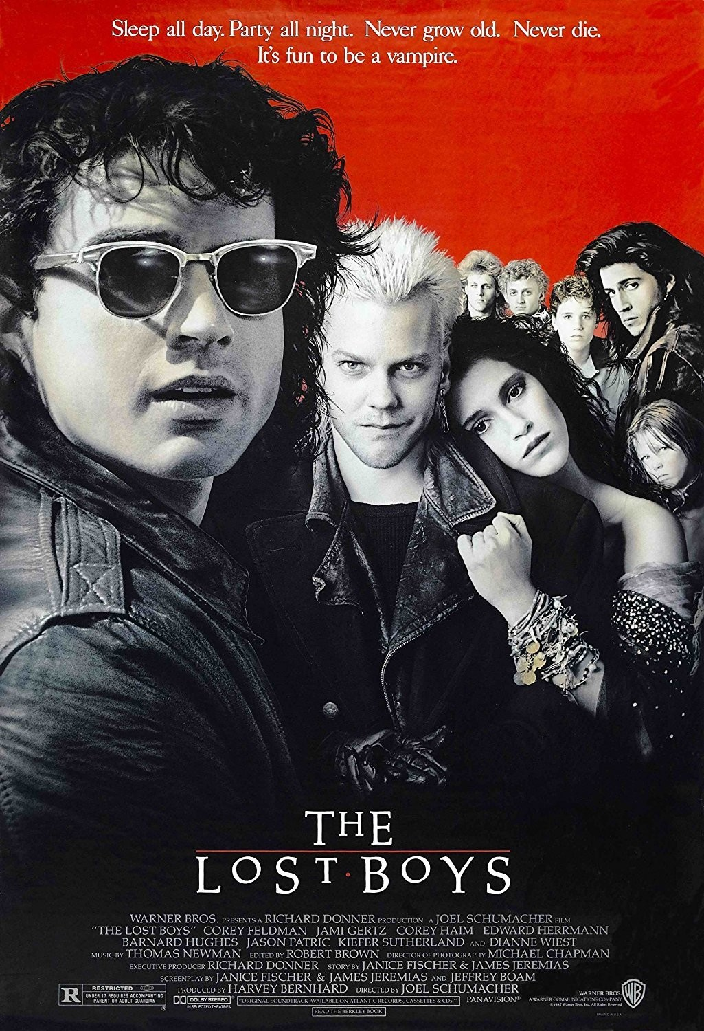 THE LOST BOYS [Week Long Engagement]