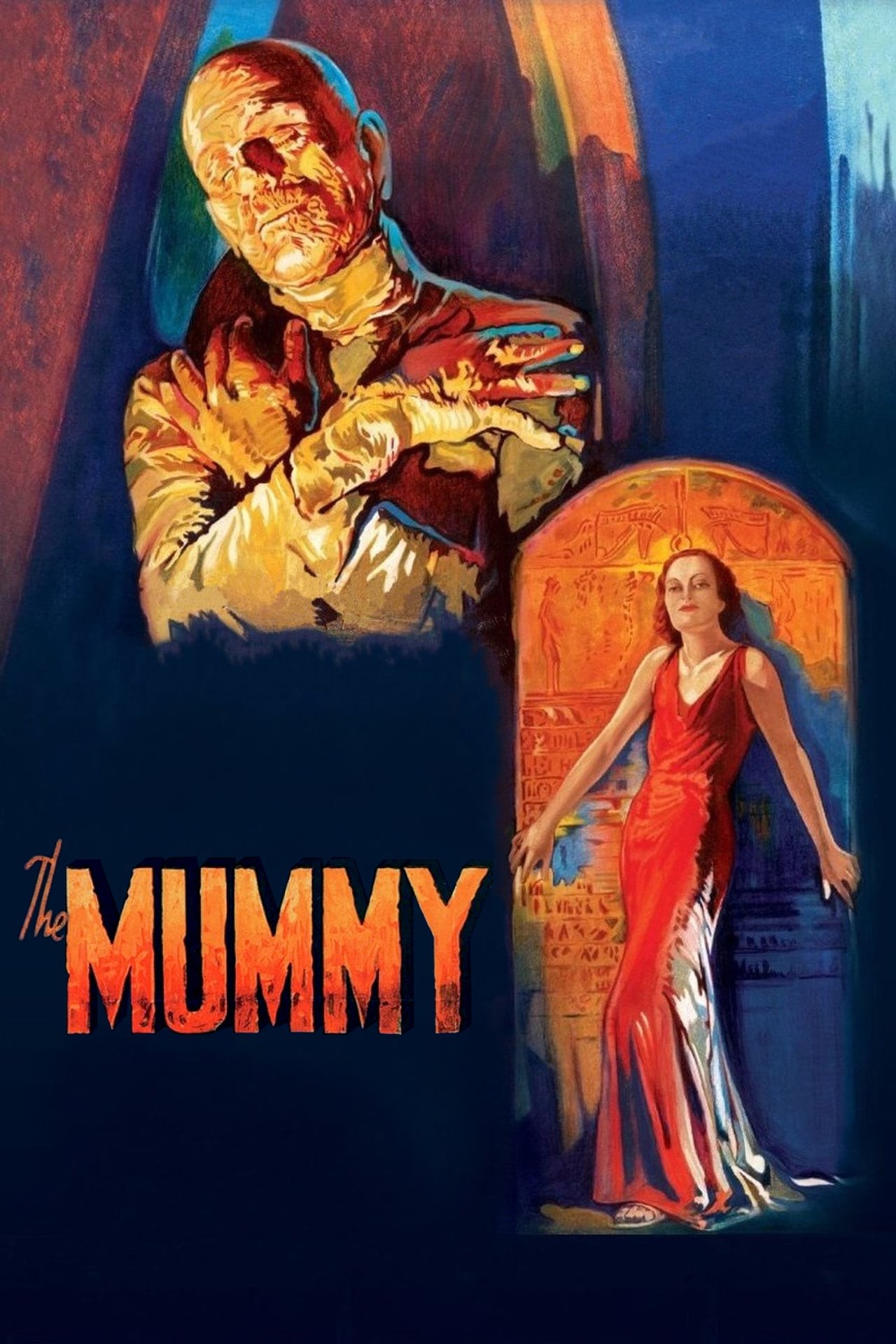 THE MUMMY [1932]