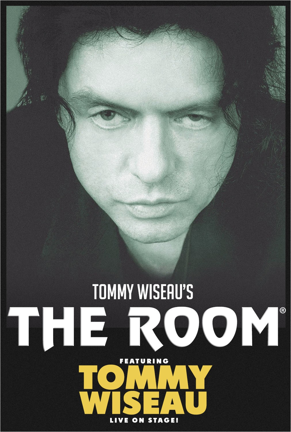THE ROOM w/ TOMMY WISEAU live on stage