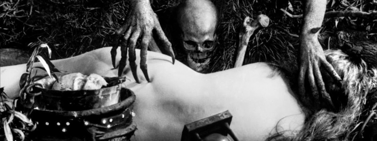 HÄXAN + live score by The Begotten