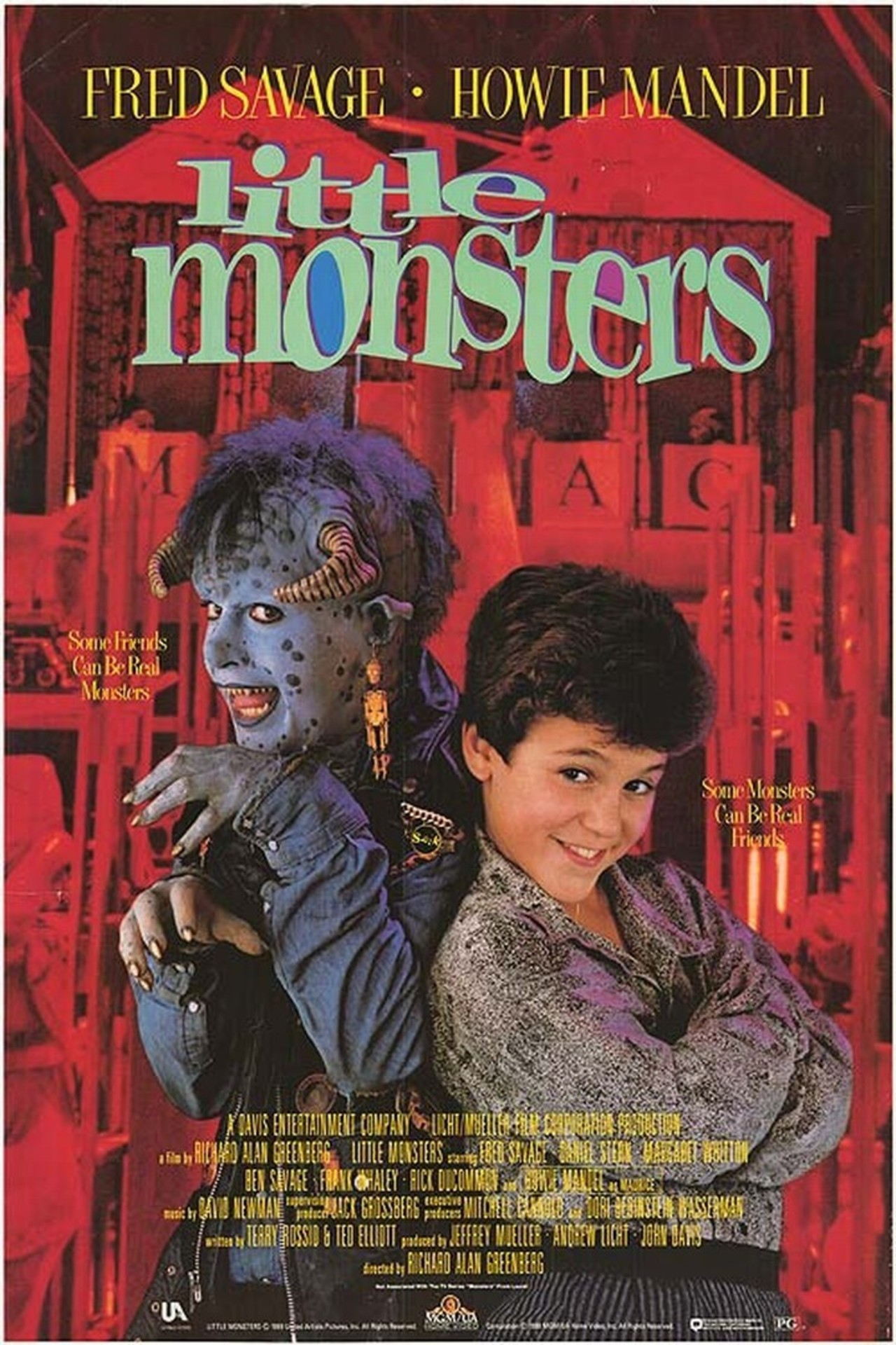LITTLE MONSTERS [1989]