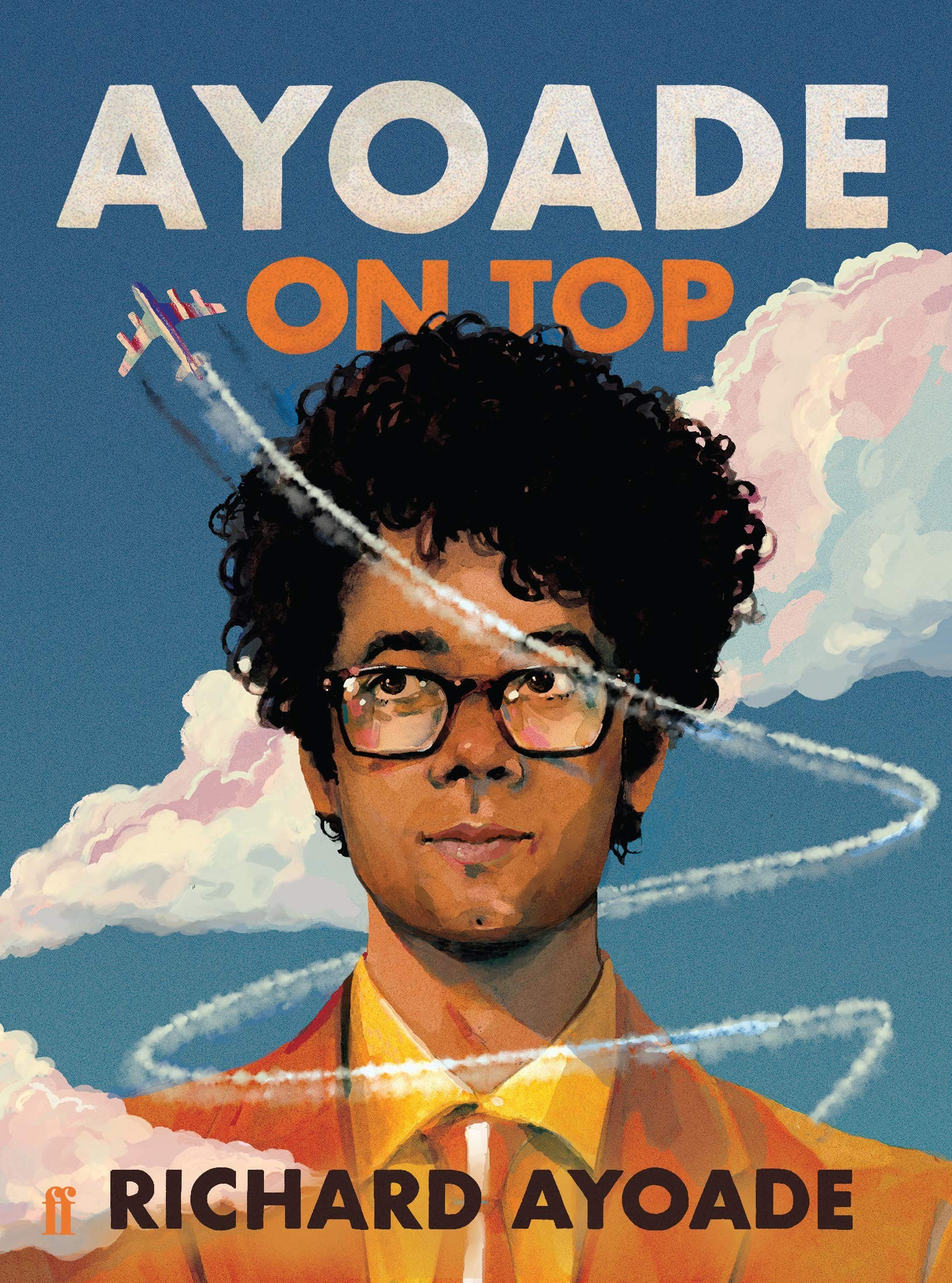 A VIEW FROM THE TOP [35mm] w/ RICHARD AYOADE  BOOK SIGNING + INTRO!