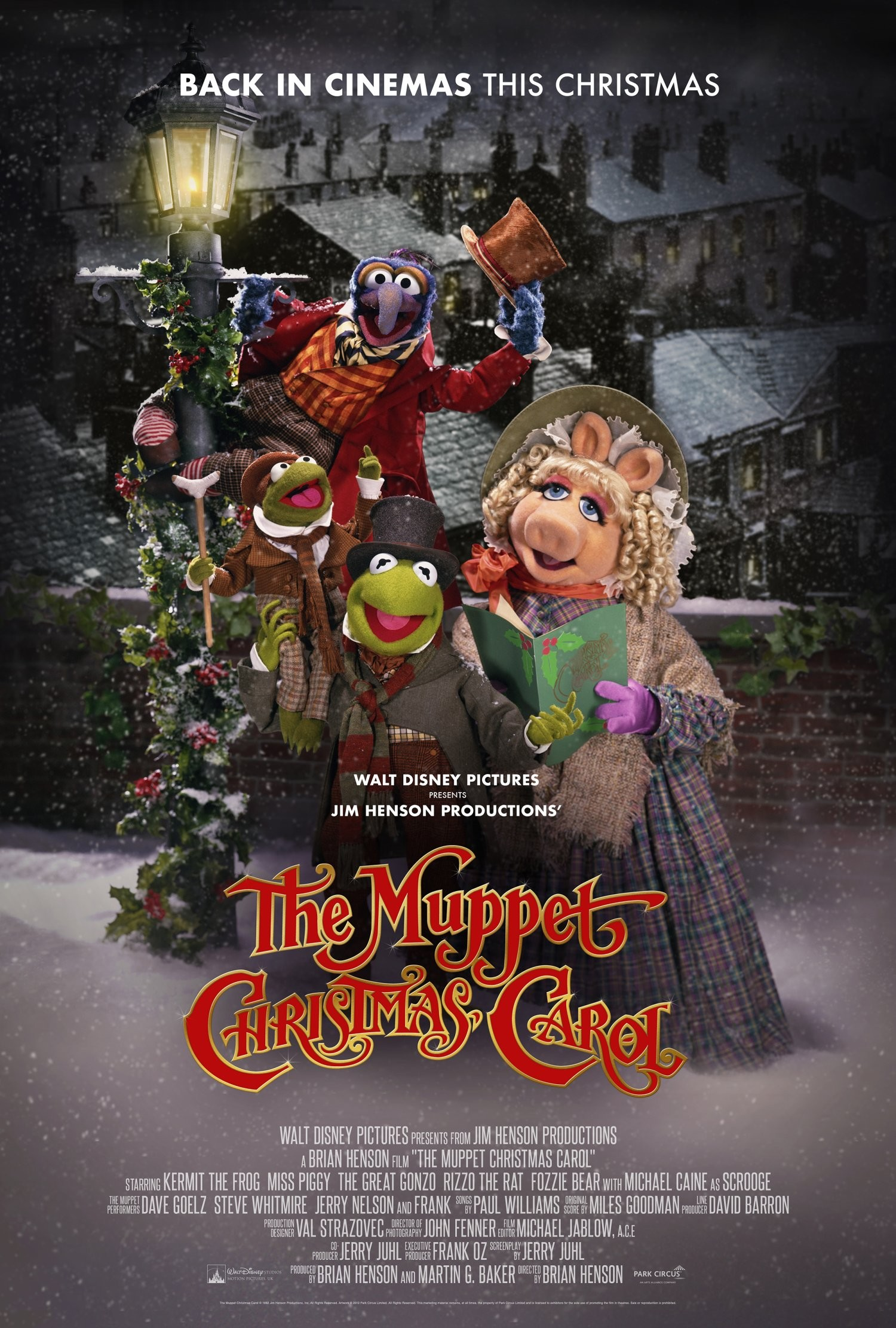 The Muppet Christmas Carol.The Prince Charles Cinema