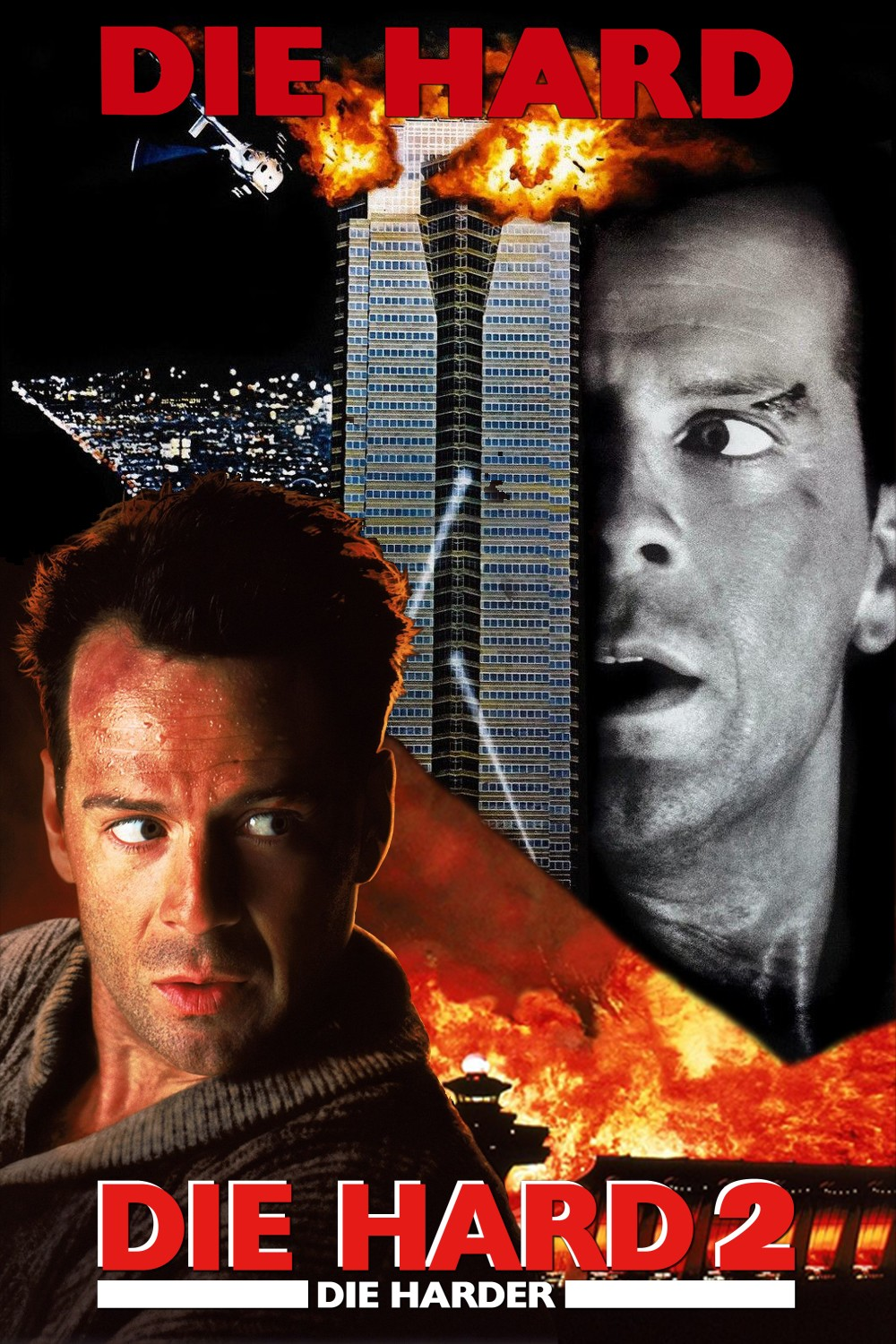 DIE HARD DOUBLE FEATURE