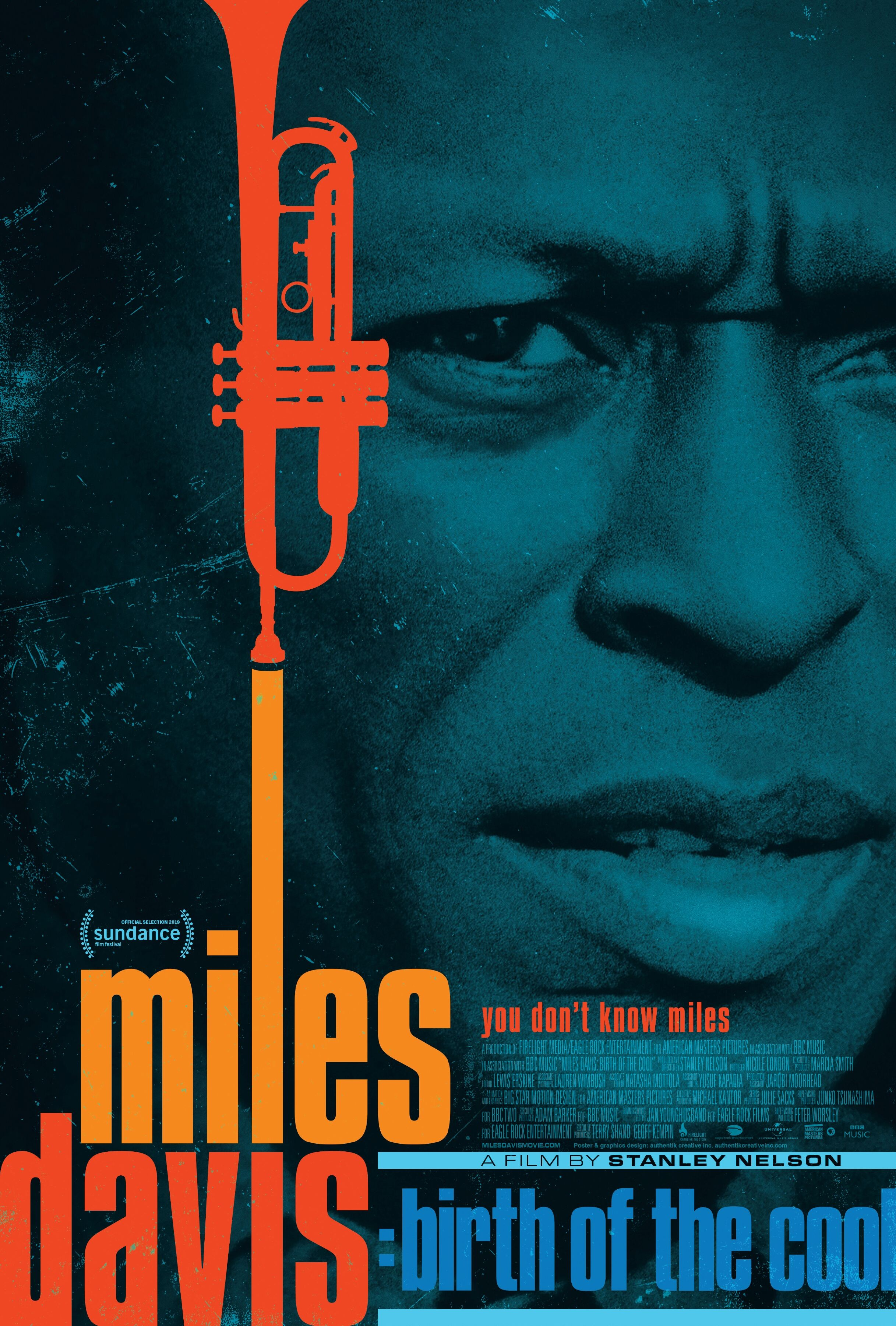 MILES DAVIS : BIRTH OF THE COOL.