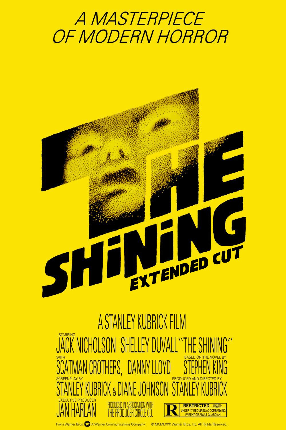 THE SHINING - EXTENDED CUT