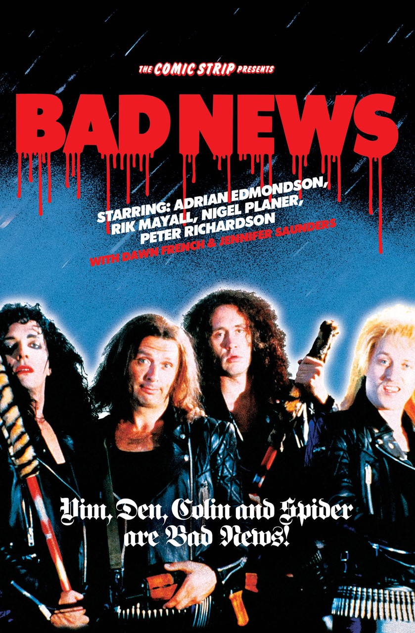 BAD NEWS + MORE BAD NEWS
