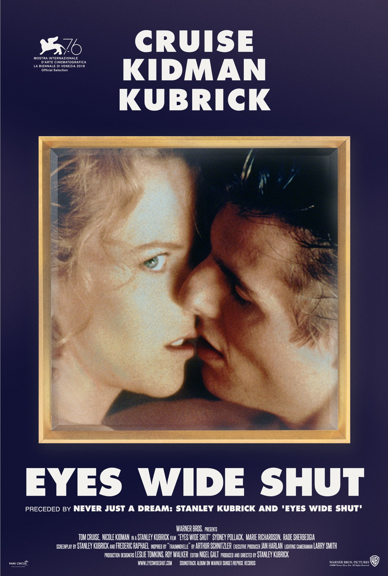 EYES WIDE SHUT [Re-Release]
