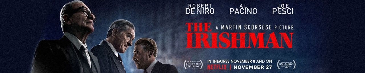 Martin Scorsese's THE IRISHMAN