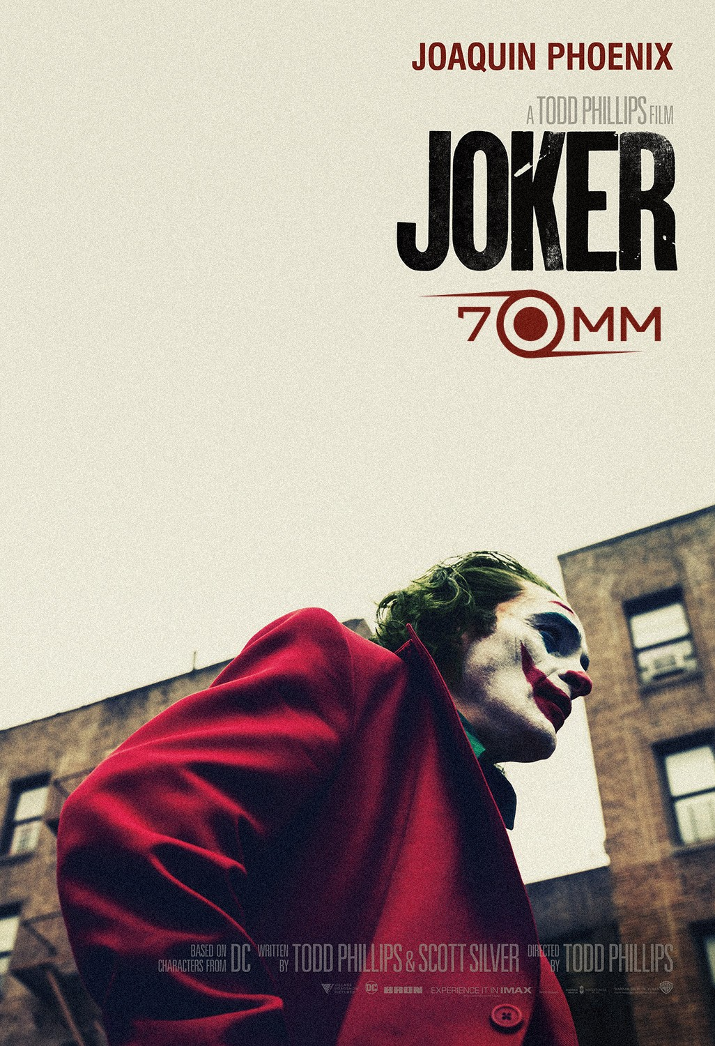 JOKER in 70mm