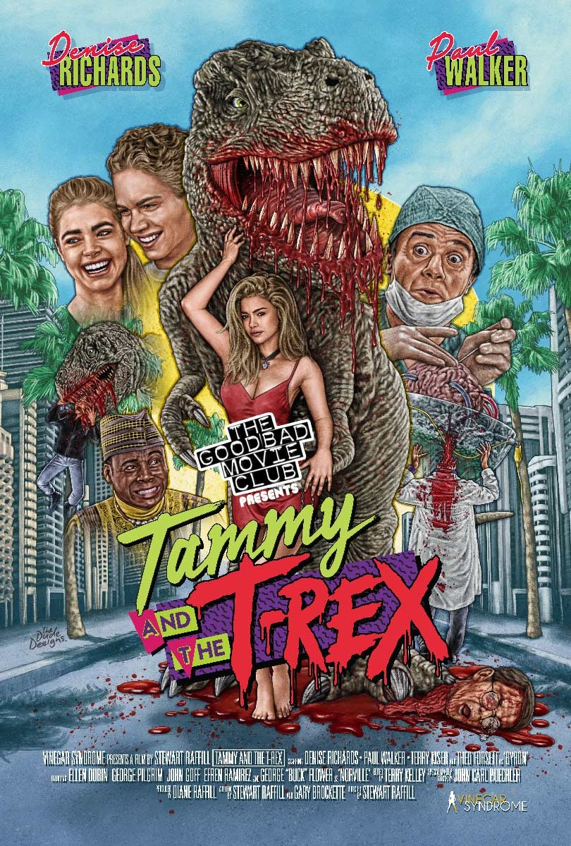TAMMY AND THE T-REX : GORE CUT
