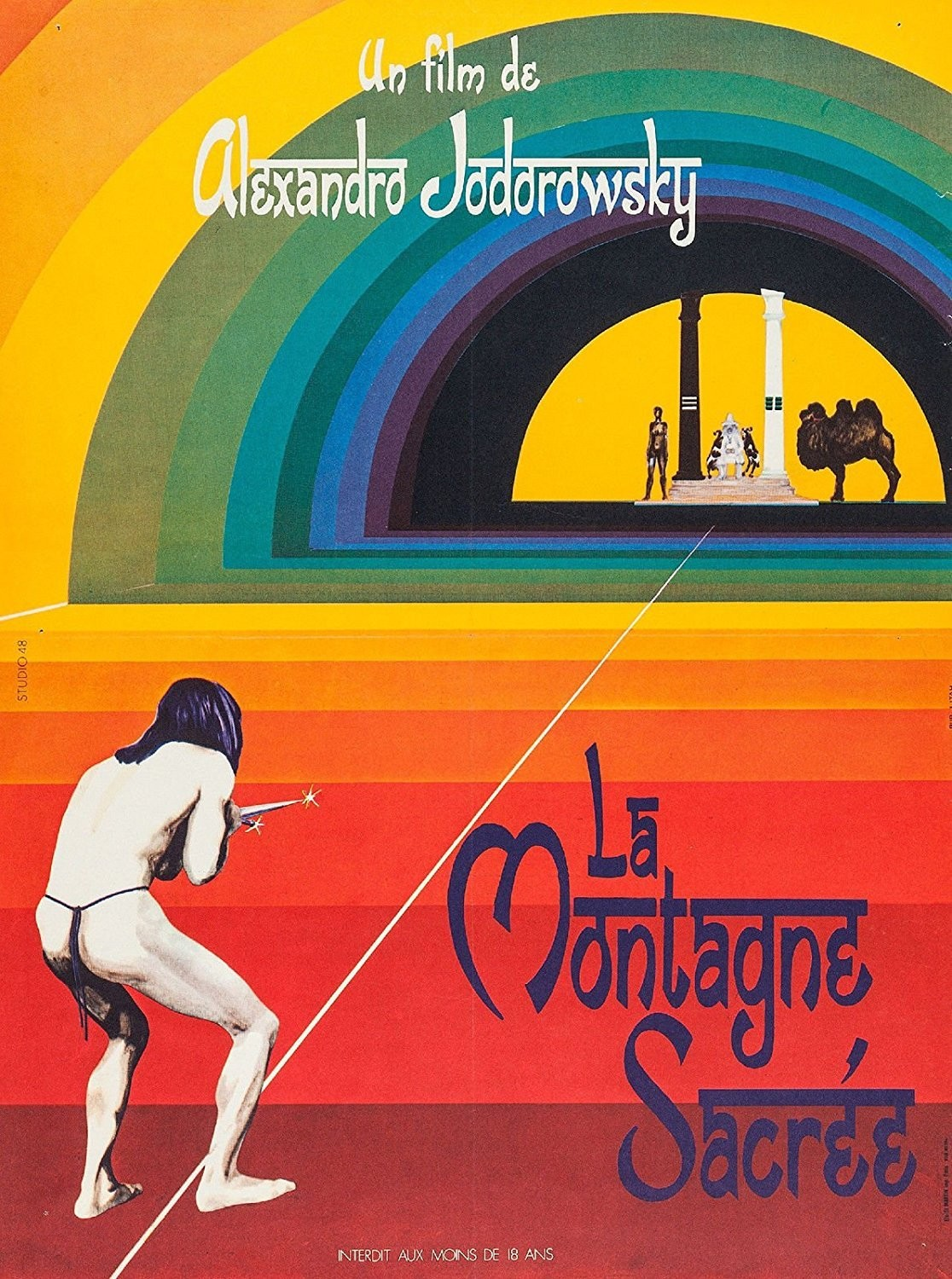 The Films of ALEJANDRO JODOROWSKY